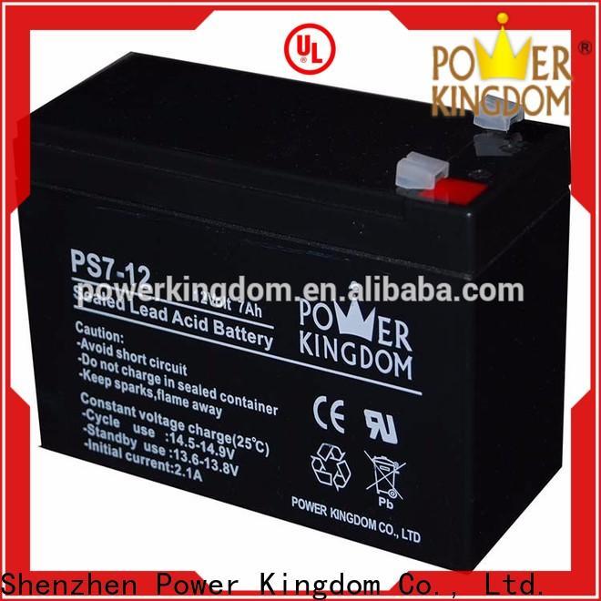Custom agm and gel batteries factory