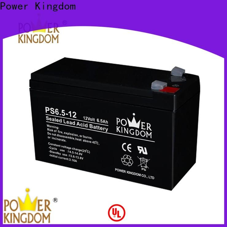 Power Kingdom Wholesale 12v 100ah deep cycle battery price company wind power systems