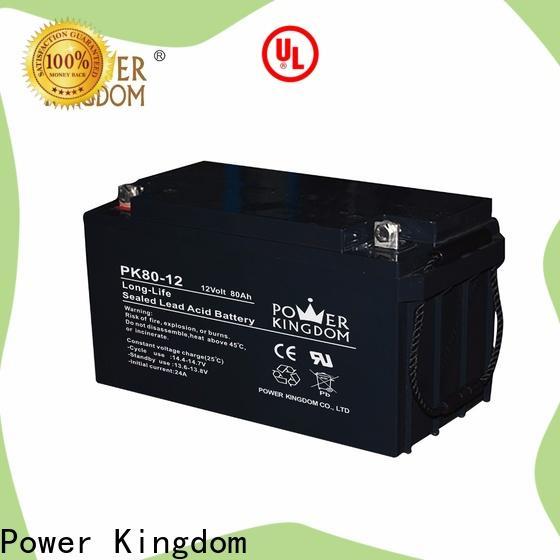 Power Kingdom deep charge marine battery company vehile and power storage system