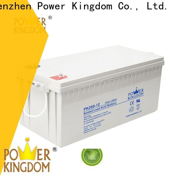 New agm starter battery factory price Automatic door system
